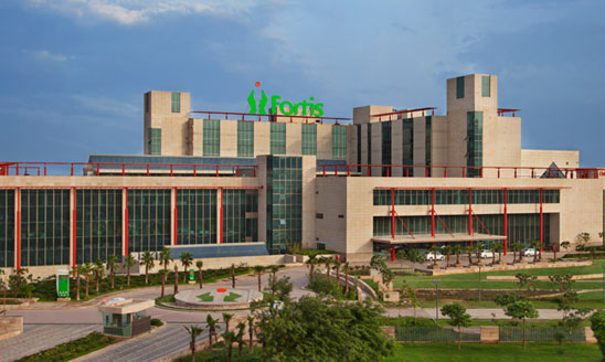 World class hospitals in Gurgaon